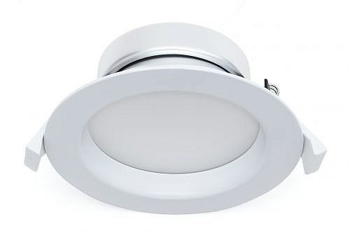Led Downlight 14W. Besparende vervanger van Downlights met PL lampen